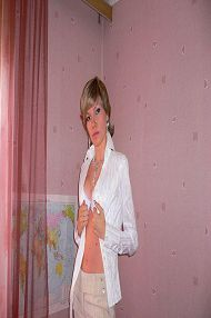 Красотка Александра из Серышево