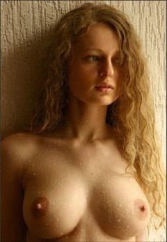 Красотка Рина из Александрова