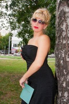 Красотка Анита из Балакирево
